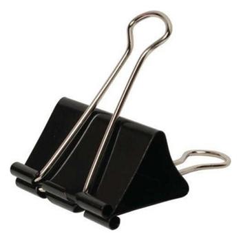 Kraf Metal Kıskaç 425G 25 mm 12'li Paket