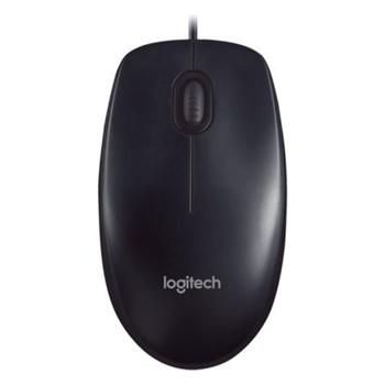 Logitech M90 Kablolu Mouse Siyah