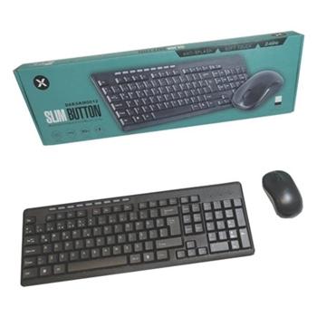Dexim DAKSKM0012 Kablosuz Klavye Mouse Seti